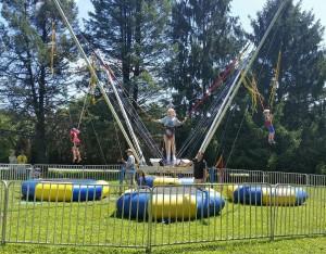 Bungee Trampoline Adventure Activities